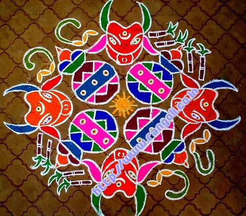 Kolam Main