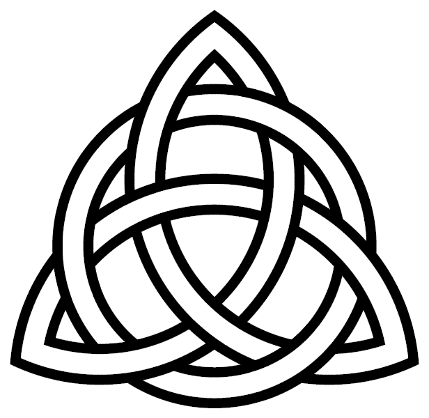 triquetra-circle-interlacedCeltic Eternity Symbol