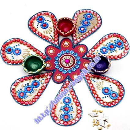 Diwali 2013: Significance, Diyas, Rangoli Designs