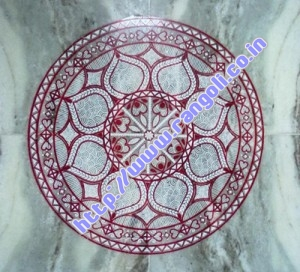 Floor rangoli rangoli designs for Floor rangoli design