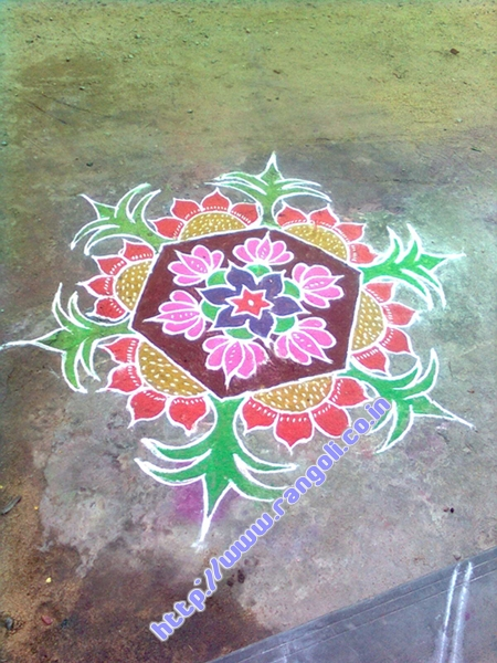 Pics Photos - Kolam Designs With Dots Portal Pelauts Com