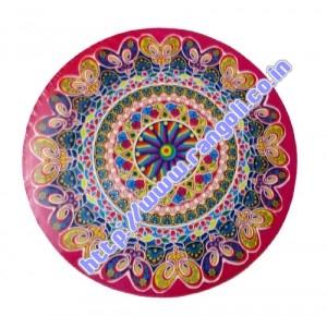 round-rangoli